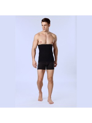 Men Slimming Compression Body Shaper Diamond Short Underpants CF2101 black