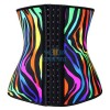 Waist Trainer for Weight Loss Latex Workout Slimming Hourglass Corset CF9014 Multi