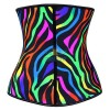 Waist Trainer for Weight Loss Latex Workout Slimming Hourglass Corset CF9014 Multi_01