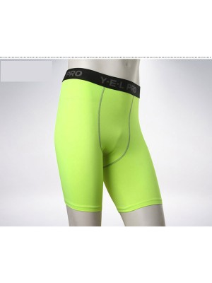 Men's Body Slimming Baselayer Fitness Stretch Short Pants CF2220