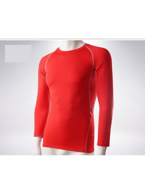 Men's Muscle Baselayer Athletic Stretch Performance Shirt CF2221