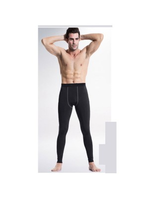 Men's Slimming Compression Long Stretch Performance Sportswear CF2214