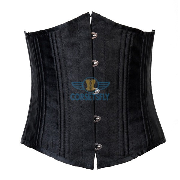 24 Flexible Double Steel Bones Super Strength Waist Training Corset CF7533