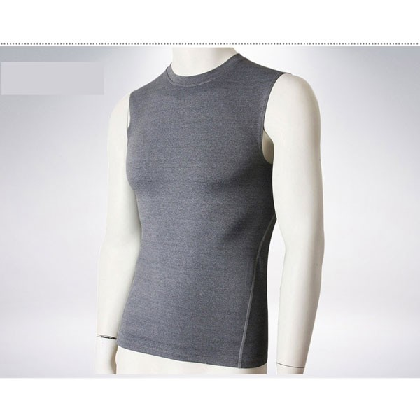 Men's Body Fitness Performance Vest CF2202 gray
