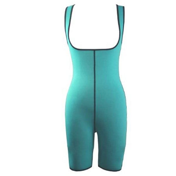 Neoprene Sweat Sauna Shirt Slimming Body Loss Weight Shapewear CF9060 Blue_01