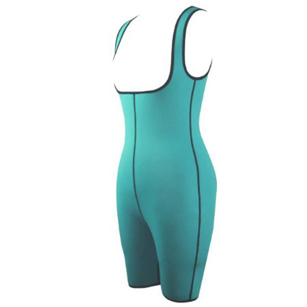 Neoprene Sweat Sauna Shirt Slimming Body Loss Weight Shapewear CF9060 Blue_02