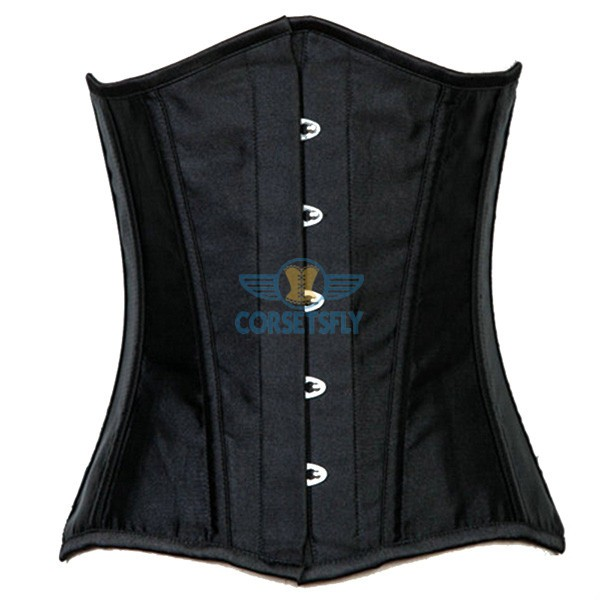 Tight Lacing Hourglass Silhouette Waistline Training Slimming Steel Bones Corset CF7532
