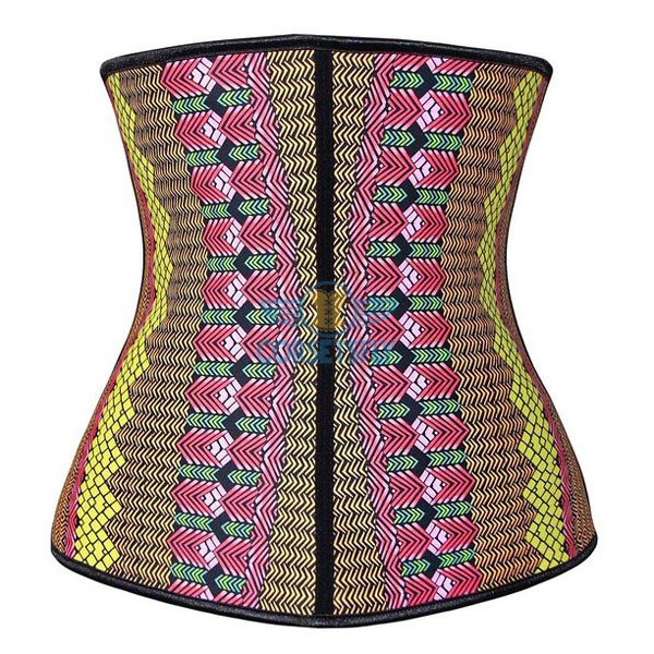e7572ab5a8 ... Waist Trainer for Weight Loss Latex Workout Cincher Hourglass Corset  CF9006 Multi 01 ...