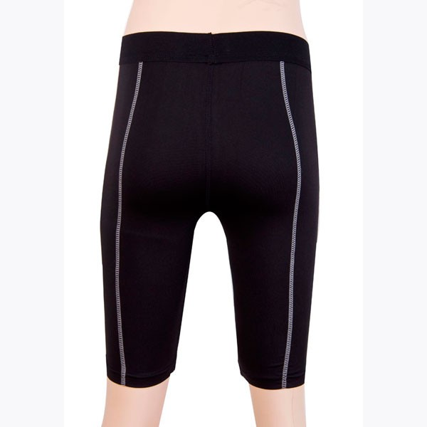 Women's Dry Elastic Athletic Compression Shorts CF2233 black_03